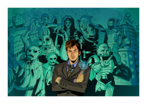 10th Doctor & Villains
