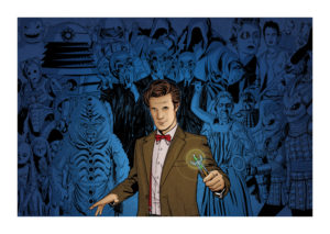 11th Doctor & Villains