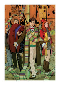 11th Doctor-Hasting