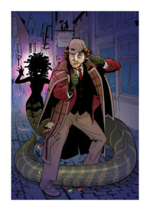 4th Doctor & Medusa