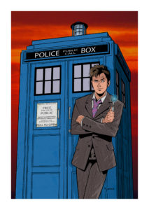 10th Doctor Annual